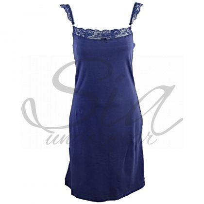 Nightwear Summer dark blue