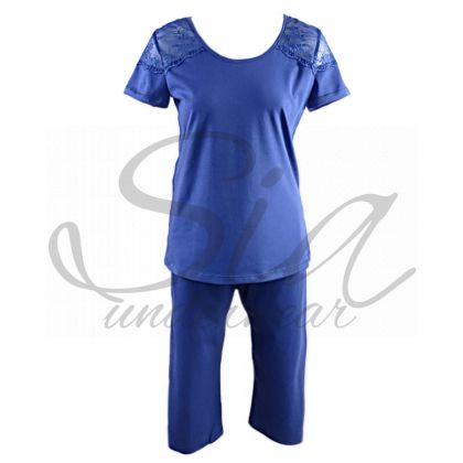 Cotton pijamas New look blue